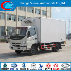 Foton 4*2 120HP Refrigerator Truck pictures & photos