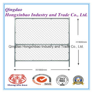 Hot DIP Galvanized Weld Mesh Temporary Fence pictures & photos