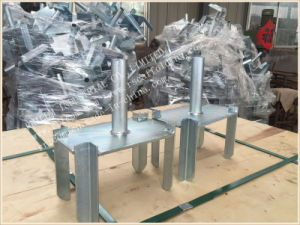 Heavy Loading Capacity Adjustable Scaffolding and Props with Forkhead pictures & photos