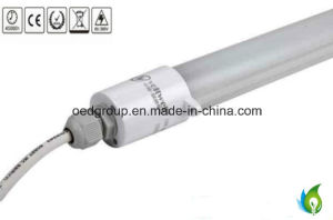 AC185V-AC265V IP65 LED Glass Tube 9W/12W/18W/22W with 0.6m /0.9m/1.2m/1.5m pictures & photos