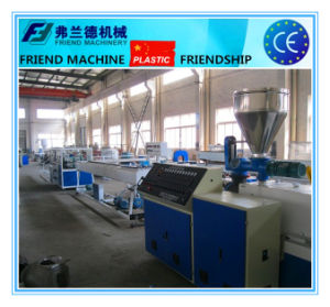 PVC Double Pipes Production Line (16-63mm) pictures & photos
