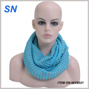 Fashion Winter Scarves Knit Scarf (SN-WYS021) pictures & photos