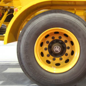Fuwa BPW Semi Suspension Trailer Spare Parts pictures & photos