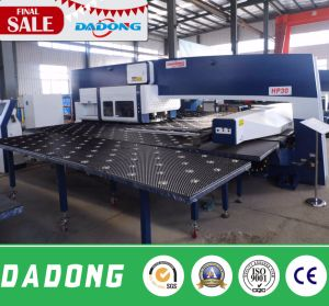 CNC Turret Punching Machine Manufacturer From China pictures & photos