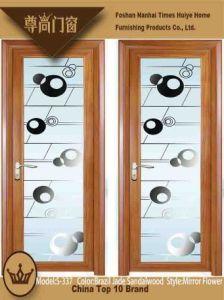 Customized Aluminum Alloy Casement Door pictures & photos