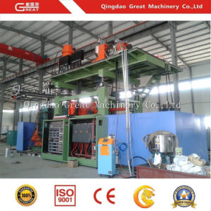 Plastic Road Barrier Making Blow Molding Machine High Speed Quality pictures & photos