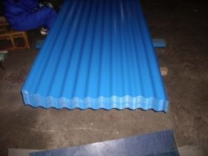Roofing Materials Sheet Metal pictures & photos