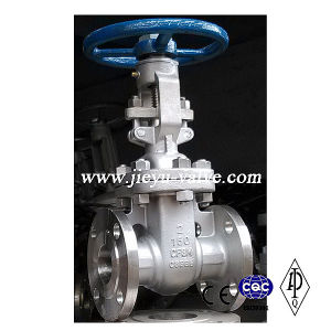 150lb 4inch Stainless Steel CF8m/316 Gate Valve pictures & photos