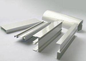 Anodic Oxidation Finished Aluminium Profiles