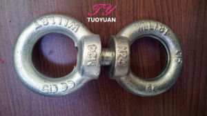 Drop Forged DIN 580 Lifting Eye Screw Eye Bolt pictures & photos