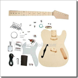 Tl Style Unfinished DIY Electric Guitar Kits (EGT10-W4) pictures & photos