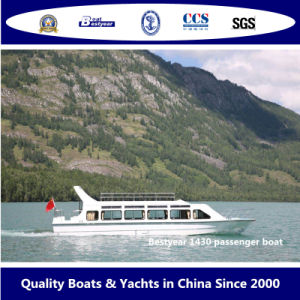 Bestyear 14.3m Passenger Boat pictures & photos
