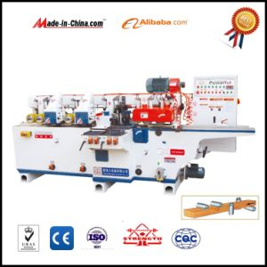 Woodworking 300mm 4 Side Thicknesser Planer with 5 Spindles pictures & photos