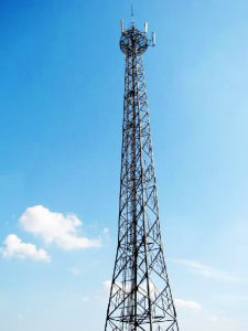 3 Legs or 4 Legs Microwave Types of Communication Towers pictures & photos