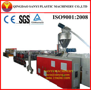 Plastic Machine WPC PVC Board Making Machine pictures & photos