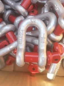Us Type Drope Forged Shackle G210 Shackle pictures & photos