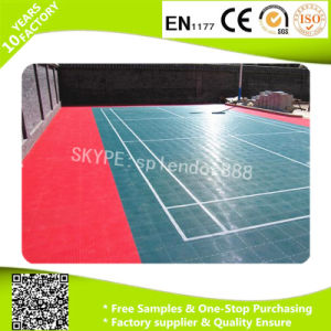 PP Interlocked Snapped Futsal Court Mat pictures & photos