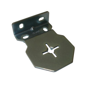 Zinc Plated Steel Angles pictures & photos