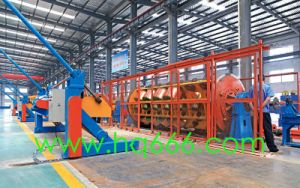 Cable Machine for Copper Aluminum