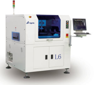 SMT LED SMT Fully Automatic Screen Printer pictures & photos