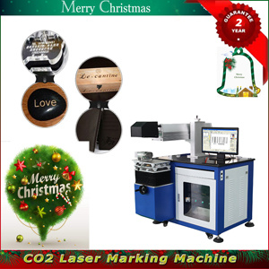 CO2 Laser Marking Machine From Holylaser pictures & photos