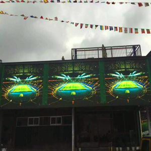 P6 Outdoor SMD Full Color LED Display Module pictures & photos