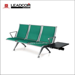 Leadcom Hot Sale PU Padding Airport Bench Waiting Seating (LS-530Y) pictures & photos