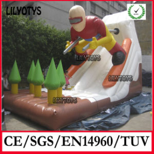 Inflatable Slide/Inflatable Arch Slide pictures & photos