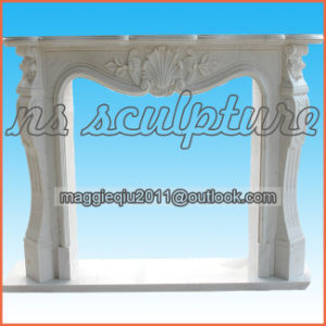 Traditional French Fireplace Mantel Mf1710 pictures & photos