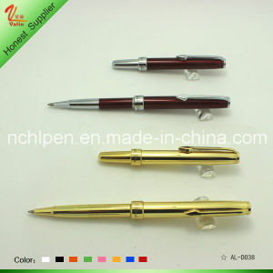 Novelty Stretch Metal Ball Pen pictures & photos