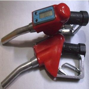 Digital Fuel Diesel Gasoline Oil Transfer Measuring Gun pictures & photos