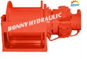 Marine & Construction Anchor Hydraulic Winch pictures & photos
