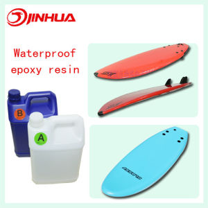 Waterproof Encapsulation Surfboard Epoxy Resin Coating (829AB) pictures & photos