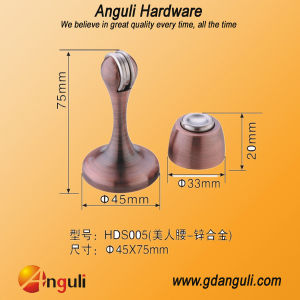 Stainless Steel Solid Door Stop /Magnetic Door Stop/Door Stop pictures & photos