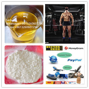 Primobolan Depot Muscle Growth Steroid Methenolone Enanthate Drug Powder pictures & photos