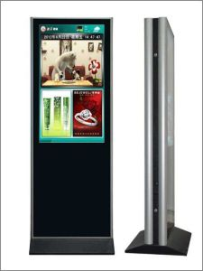 55-Inch Double Screens LED Digital Signage Display pictures & photos