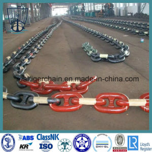 R3 R4 R5 Stud Studless Offshore Mooring Chain pictures & photos
