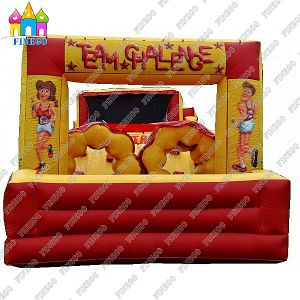 The Newest Design Adventure Run Obstacle Courses Inflatable Playland for Kids Play pictures & photos