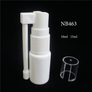 PE Nasal Sprayer Bottle 10ml 15ml (NB463) pictures & photos