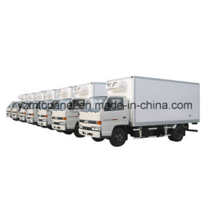 Competitive Price FRP Refrigerated Truck pictures & photos