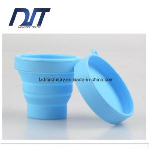 Wholesale Food Grade Non-Toxic Silicone Foldable Silicone Folding Cup
