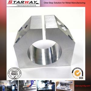 CNC Components Aluminum Precision Machining Part (sw-c69) pictures & photos