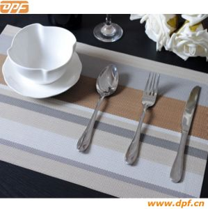 Hotel Polyester Placemat & Tray Mat (DPF2659) pictures & photos
