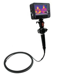 Thermal Image Endoscope with 4-Way Articulation, 2m Insertion Tube