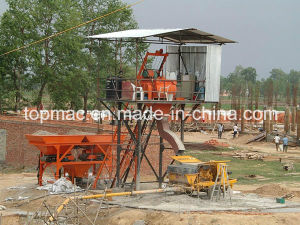 Topall Brand Cheap Concrete Batching Plant pictures & photos