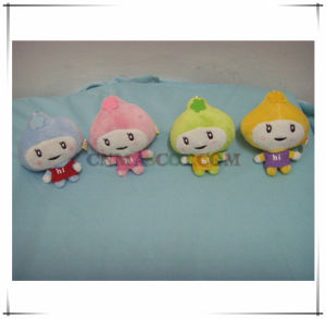 Mini Water Drop Plush Toy Stuffed Toy Hot Sale pictures & photos