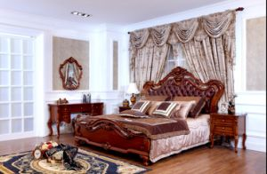 Classic Bedroom Furniture for Suites and Villa