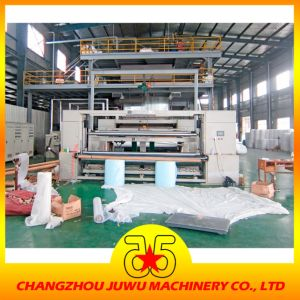 Single Layer PP Nonwoven Fabric Machine pictures & photos