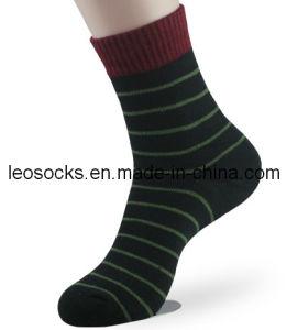 Men Busniess Socks 100% Cotton Socks/Classical Men Socks pictures & photos