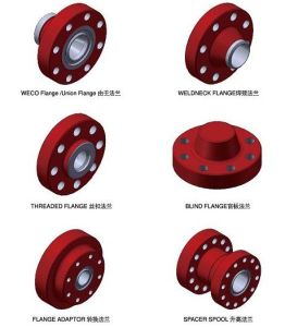 API-6A Flange for Wellhead pictures & photos